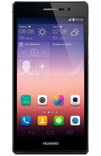 Productafbeelding Huawei Ascend P7 Black