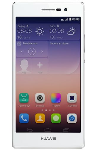 Productafbeelding Huawei Ascend P7 White