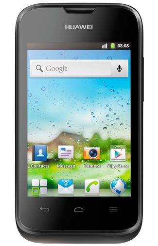 Productafbeelding Huawei Ascend Y210 Black