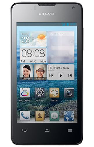 Productafbeelding Huawei Ascend Y300 White