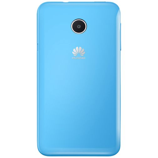 Huawei Ascend Y330 Backcover Blue