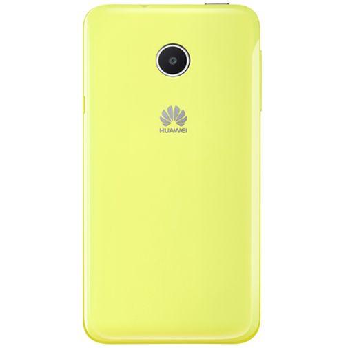Productafbeelding van de Huawei Ascend Y330 Backcover Yellow