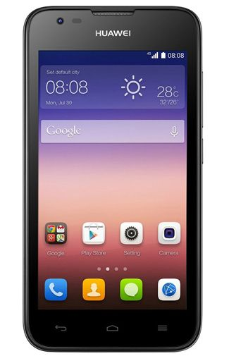 Productafbeelding Huawei Ascend Y550 Black