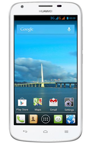 Productafbeelding Huawei Ascend Y600 Dual White