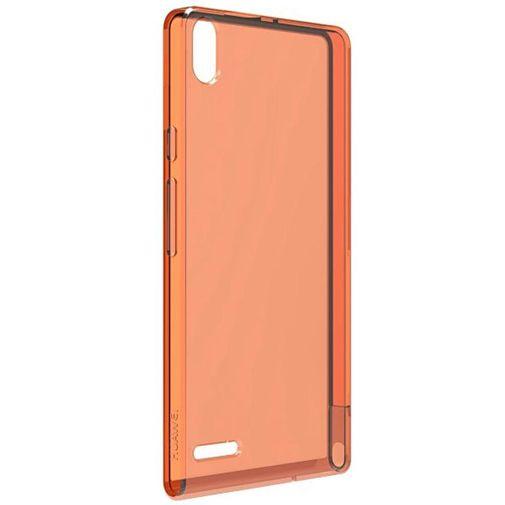 Huawei Edge TPU Case Ascend P6 Tangerine