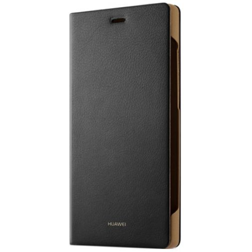 Huawei Flip Cover Black Huawei P8 Lite