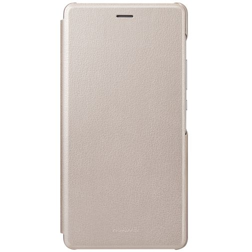 Huawei Flip Cover Gold P9 Lite