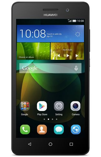Productafbeelding van de Huawei G Play Mini Black