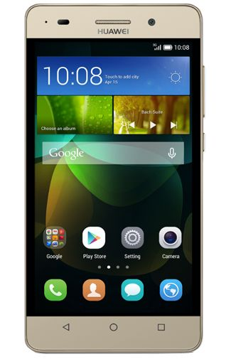Huawei G Play Mini Gold