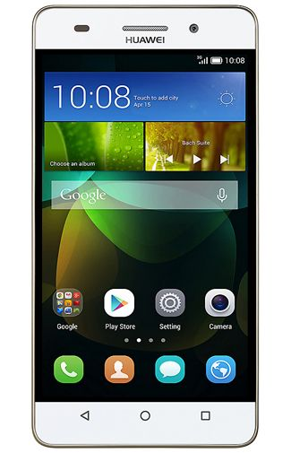 Productafbeelding Huawei G Play Mini White