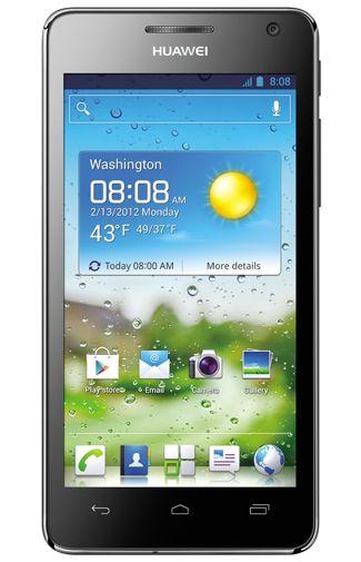 Huawei Ascend G615 Black