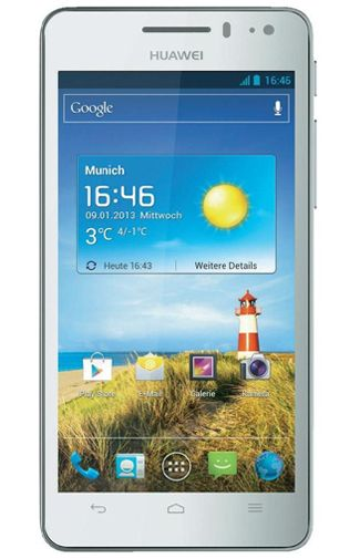 Productafbeelding Huawei Ascend G615 White