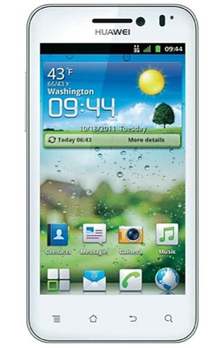 Productafbeelding Huawei Honor U8860 White