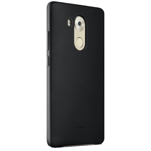 Huawei Leather Backcover Mate 8 Black