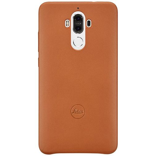Huawei Leica Leather Cover Brown Mate 9