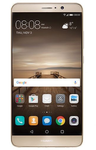 Productafbeelding Huawei Mate 9 Dual Sim Gold