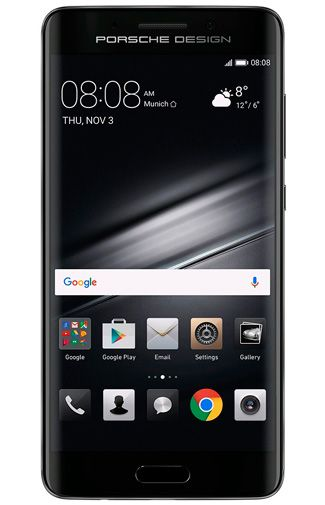 Huawei Mate 9 Porsche Design Black