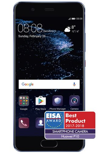 Productafbeelding Huawei P10 Blue