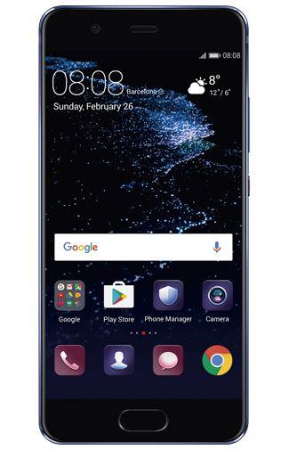 Huawei P10 Dual Sim Blue