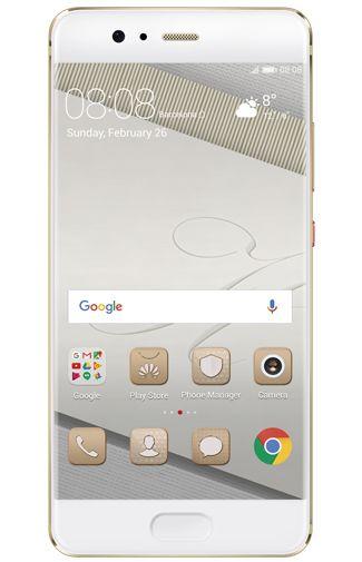 Productafbeelding Huawei P10 Dual Sim Gold