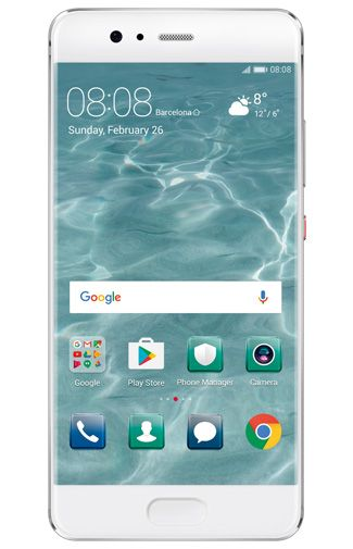 Productafbeelding Huawei P10 Dual Sim Silver