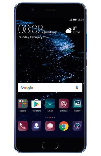 Productafbeelding Huawei P10 Plus Blue
