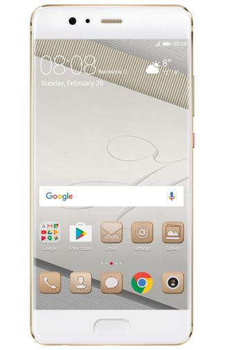 Productafbeelding Huawei P10 Plus Gold