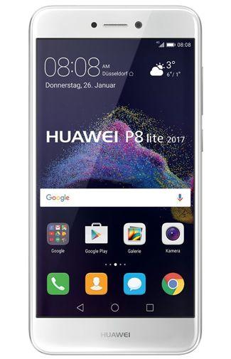 Productafbeelding Huawei P8 Lite 2017 White
