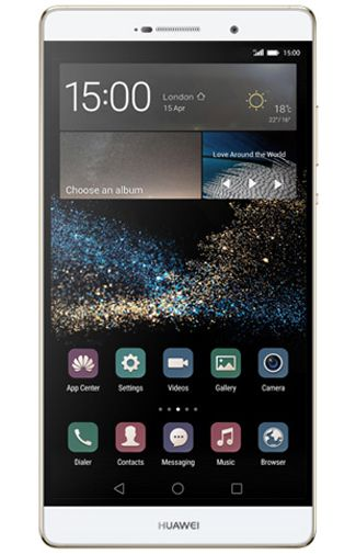 Productafbeelding Huawei P8 Max 32GB Champagne
