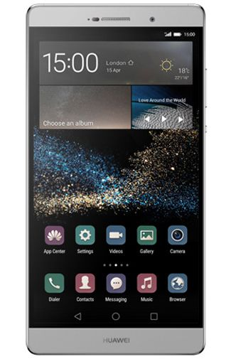 Productafbeelding Huawei P8 Max 64GB Grey