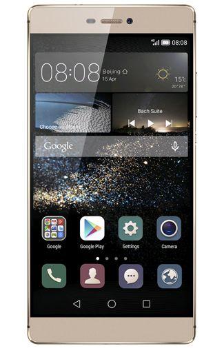 Productafbeelding Huawei P8 Premium 64GB Dual Sim Gold