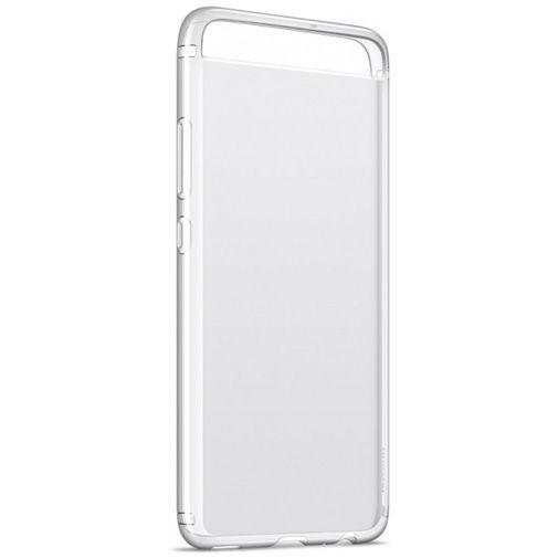 Huawei TPU Cover Transparent Grey P10