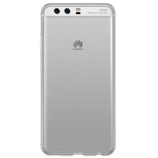 Huawei TPU Cover Transparent Grey P10 Plus