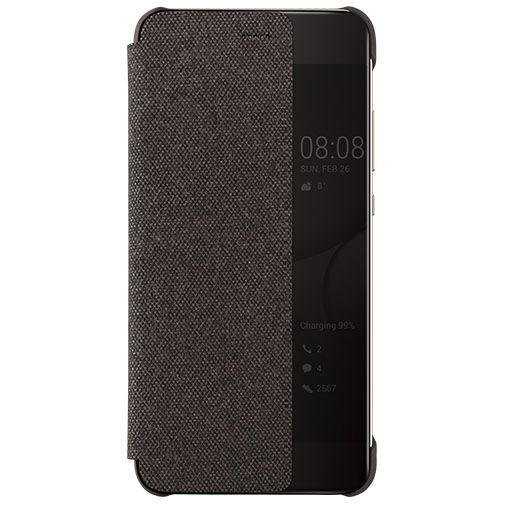 Huawei View Cover Brown P10 Plus