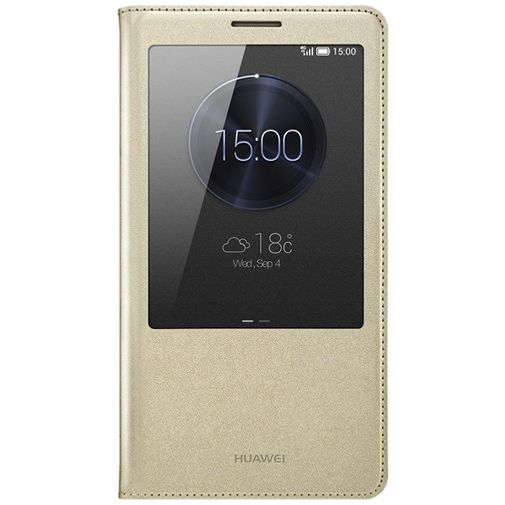 Huawei View Cover Gold Ascend Mate 7