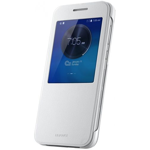 Huawei View Cover White Ascend G7