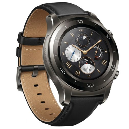 Huawei Watch 2 Classic Leather Black