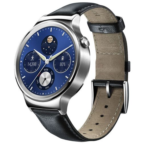 Huawei Watch Classic Leather Black
