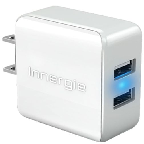 Innergie Dual USB 15W Power Adapter