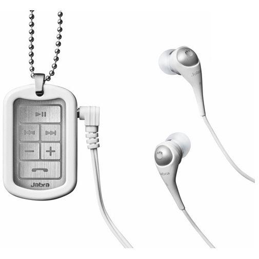 Jabra BT3030 Street Bluetooth Headset White