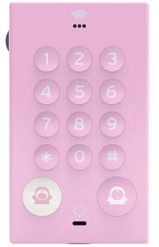 John's Phone Pink