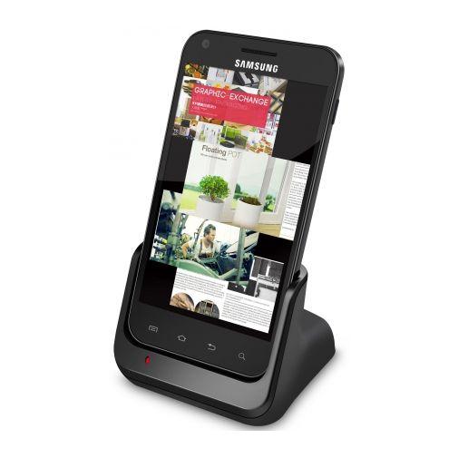 KiDiGi Bureaulader Samsung Galaxy SII