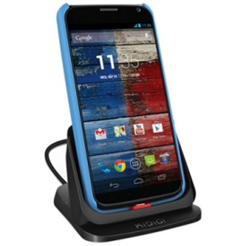Kidigi USB Dock Motorola Moto X Black