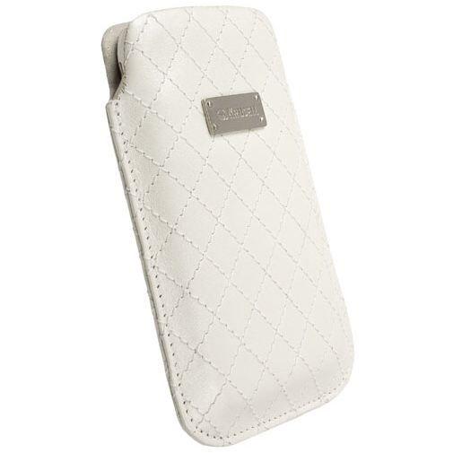 Productafbeelding van de Krusell Avenyn Pouch White 3XL
