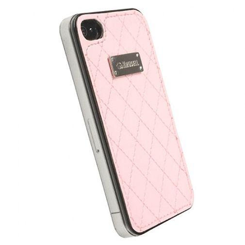Productafbeelding van de Krusell iPhone 4 Coco UnderCover Pink