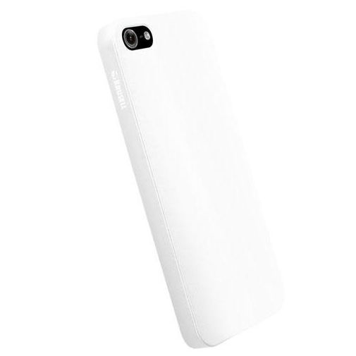 Productafbeelding van de Krusell Colorcover Apple iPhone 5/5S White