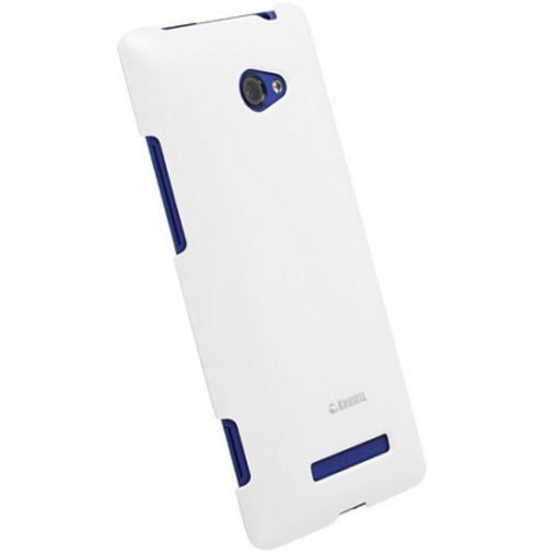 Krusell Colorcover HTC Windows Phone 8x White