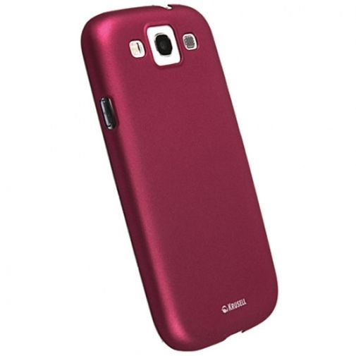 Krusell Colorcover Samsung Galaxy S III Pink
