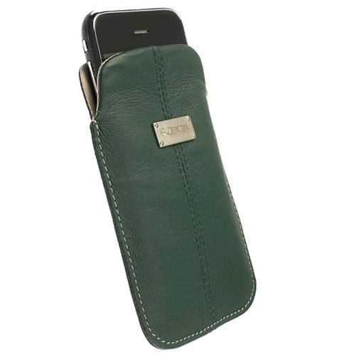 Krusell Luna Pouch Green/Sand/Medium