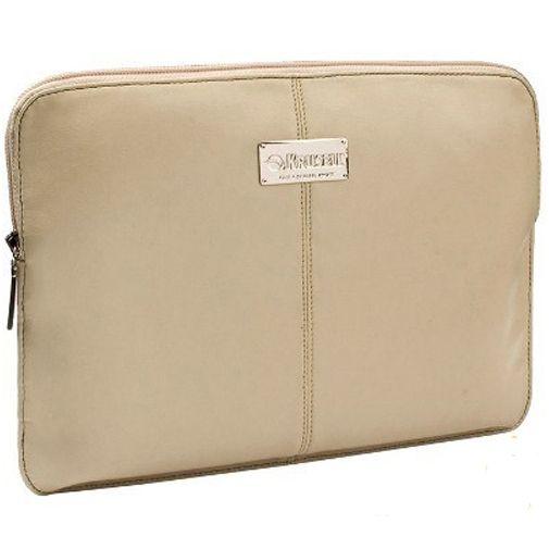 Productafbeelding van de Krusell Luna Tablet Sleeve 12 inch Cream Black
